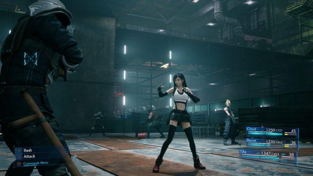 Final Fantasy VII Remake in-game screen image #6