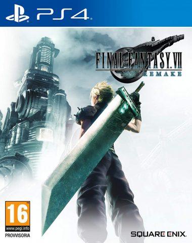 Final Fantasy VII Remake package image #1