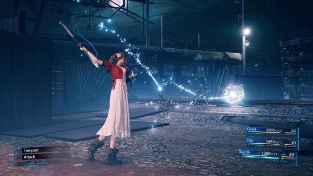 Final Fantasy VII Remake in-game screen image #5