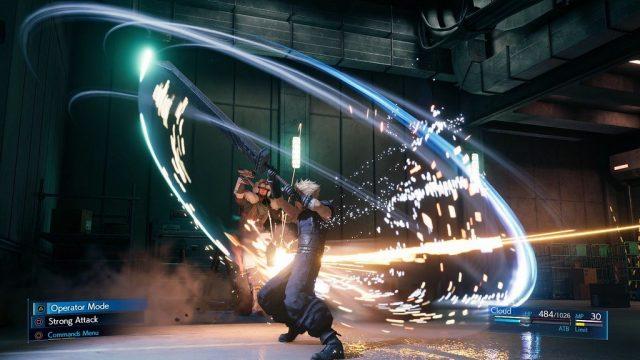 Final Fantasy VII Remake in-game screen image #3