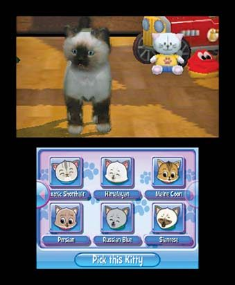 Purr Pals: Perfection  in-game screen image #2