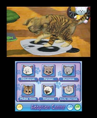 Purr Pals: Perfection  in-game screen image #1