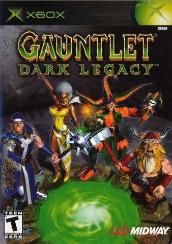 Gauntlet: Dark Legacy package image #1
