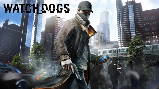 WATCH_DOGS  title screen image #1